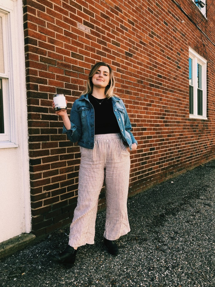 A Casual OOTD Paired with Thoughts onSelf-Love.