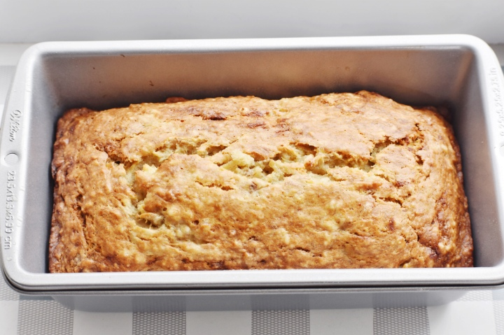 Bake with Me: BananaBread
