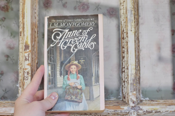 Read With Me: Anne of Green Gables.