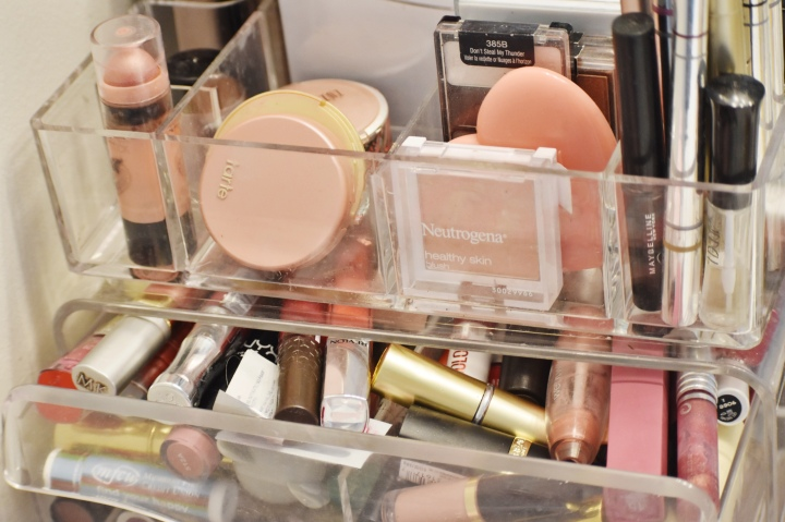 Minimizing my MakeupCollection.
