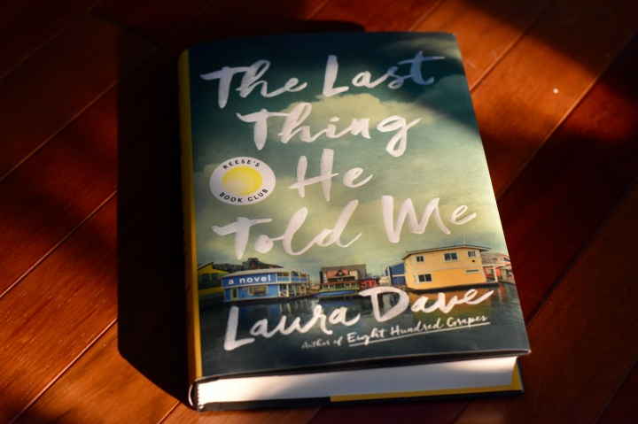 The Last Thing He Told Me // BookReview