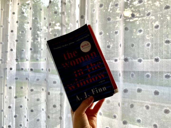 The Woman in the Window // BookReview